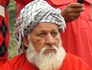 Syed Ata ul Muhaimin bukhari, president of Majlis-e-Ahrar-e-Islam Pakistan